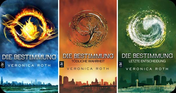 Books, Books, BOOKS!!!!: Die Bestimmung-Letzte Entscheidung (Allegiant [SPOILERS])