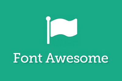 مكتبة الخطوط Font Awesome - دروس4يو Dros4U
