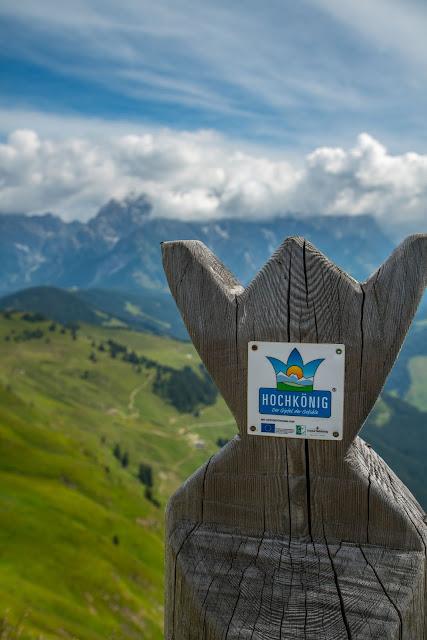 Almwanderung zur Hochkaseralm  Wandern Hochkönig  Wanderung SalzburgerLand 06