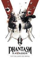 Phantasm: Ravager (2016) Poster