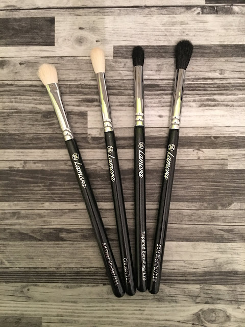 Affordable Eye Brush Set Recommendation Lamora