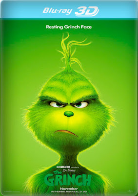 The Grinch [2018] [3D] [BD25] [Latino]