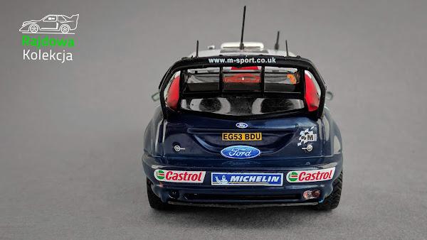 Altaya Ford Focus RS WRC '04, T. Gardemeister / J. Honkanen, Rallye Monte-Carlo 2005