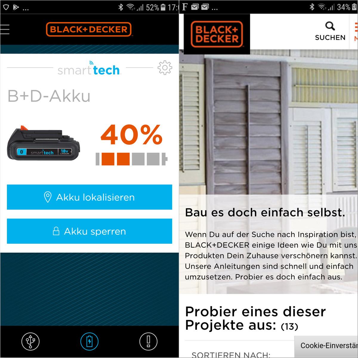 Black + Decker, Akku Bohrschrauber, Schrauber, Gartenblog