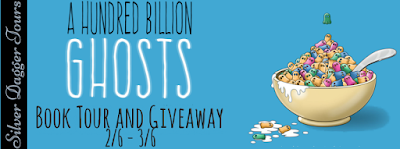 Book Showcase: A Hundred Billion Ghosts by DM Sinclair
