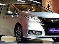 Honda Odyssey Terbaru Tampil Lebih Bertaji di Tanah Air