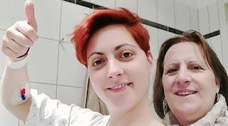 33χρονη από την Ελασσόνα νίκησε την μάχη με τoν καρκίνο στο κεφάλι