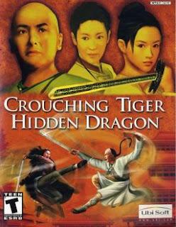 Crouching Tiger, Hidden Dragon (Genki) ps2