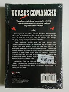 Versus Commanche The Wild West Journey