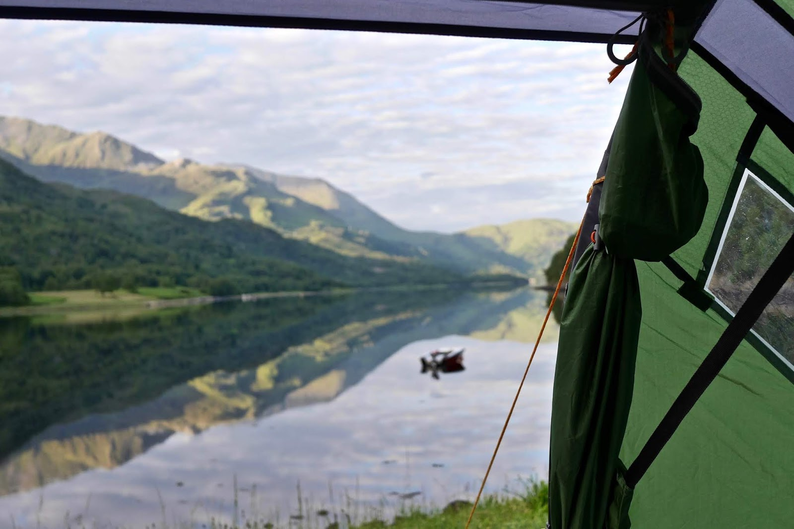 Camping in Glencoe, Campsites in scotland that allow fires