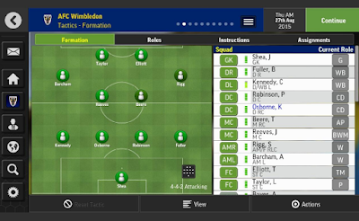Free Download Football Manager Mobile 2017 v8.0