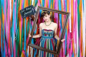 Background photo booth keren