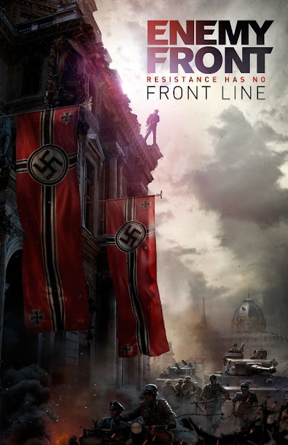 Enemy Front 2014 Full PC Game Free Download