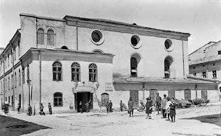 Wielka Synagoga Przedmiejska Lwów