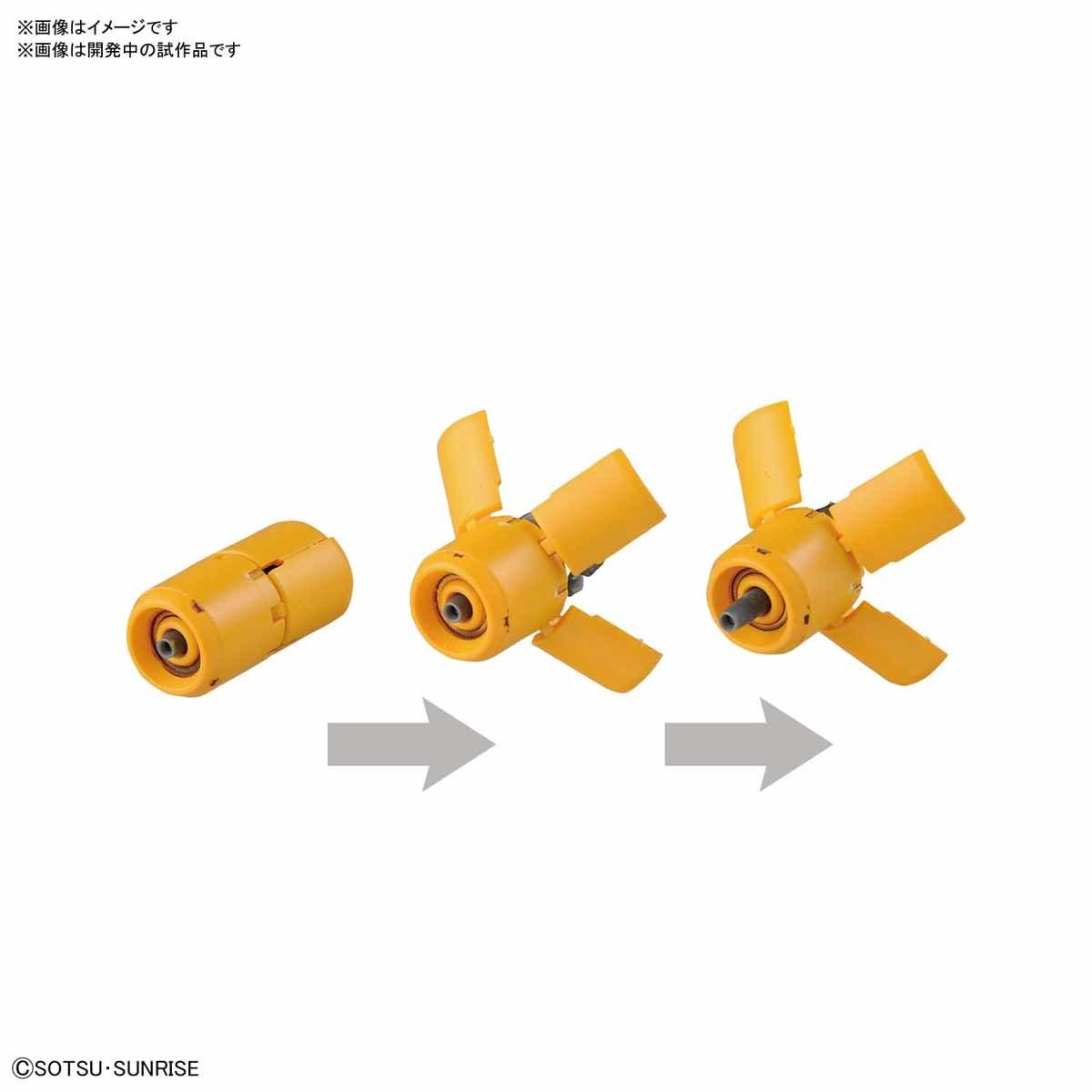 RE/100 MSN-03 Jagd Doga funnel