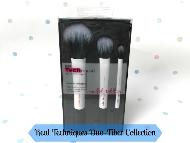 A picture of Real Techniques Duo-Fiber Collection