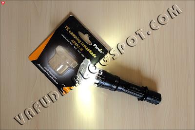 Диффузорная линза Fenix TK серии A502-N