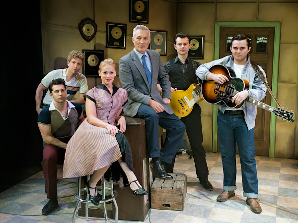 Million Dollar Quartet (UK Tour), Edinburgh Playhouse | Review