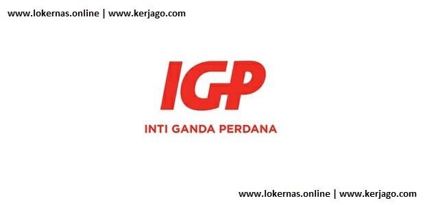 Info Lowongan Kerja PT. IGP Group (Lulusan SMA/SMK/Setara)