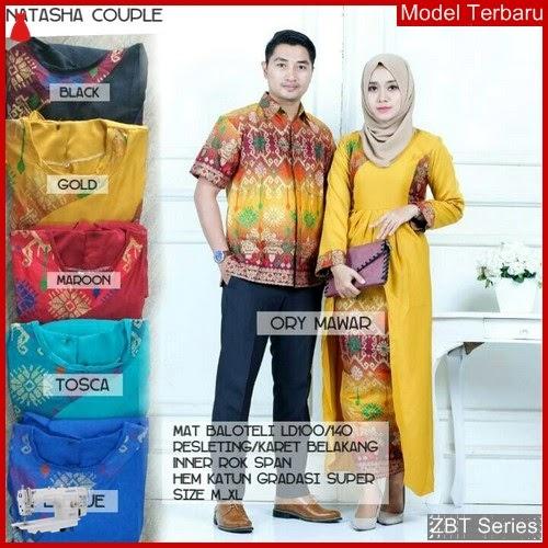 ZBT07109 Kebaya Batik Couple Natasha Lilit Modern BMGShop