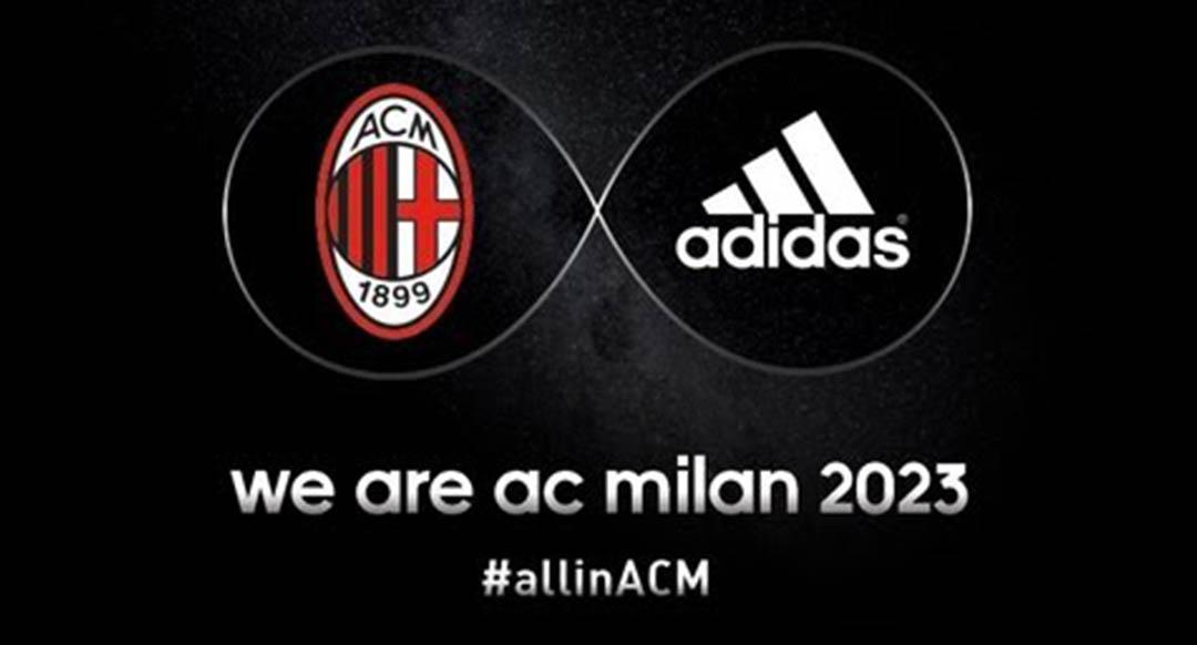 Milan rompe con adidas tras 20 años