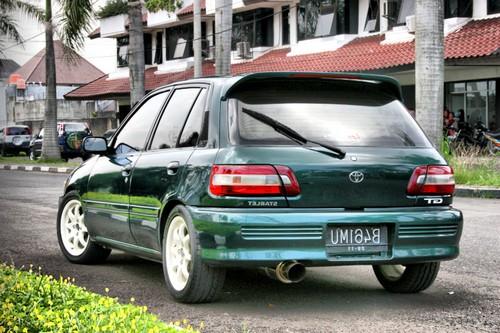 Daftar harga mobil bekas toyota starlet kapsul tahun 1995 ...