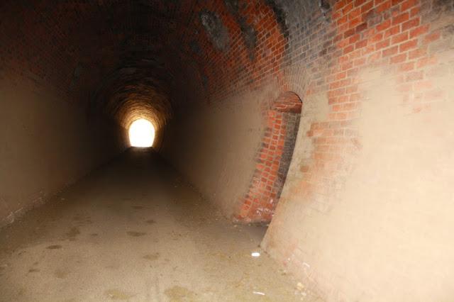 Cheviot Tunnel Yea Rail Trail