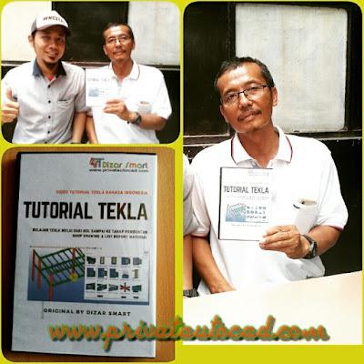 tutorial tekla bahasa indonesia