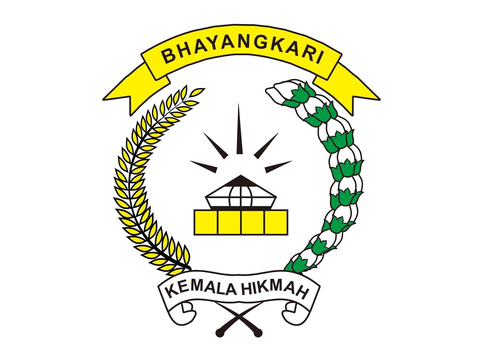 Logo Bhayangkari Vector Cdr Png Hd Gudril Tempat Gambar