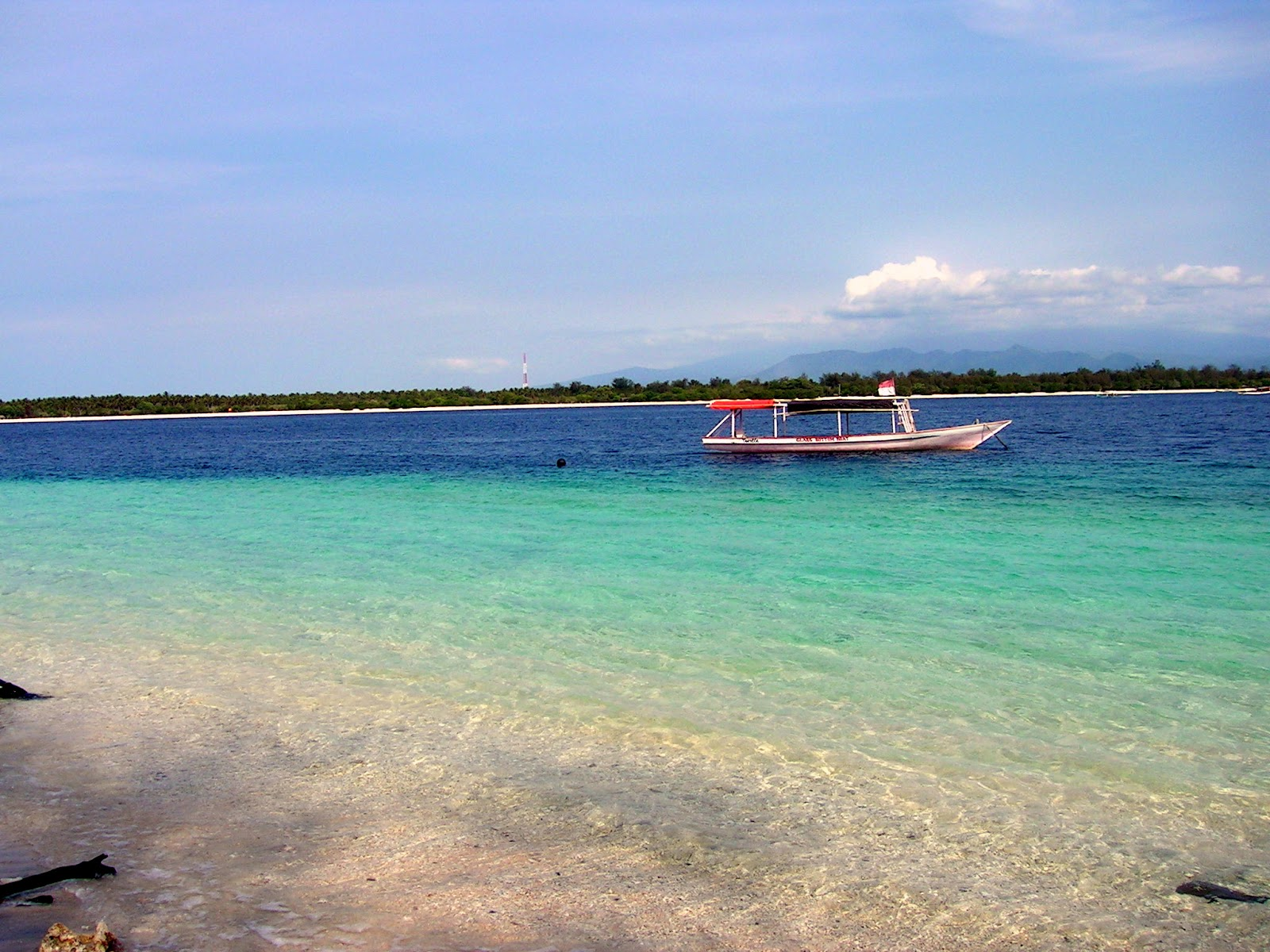 Gili Lombok Travel Story The Beautiful Gili Trawangan Lombok Indonesia