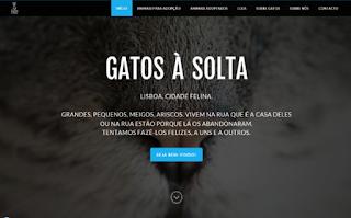 O nosso novo site. Visite-o!