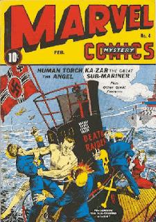 My literary heroes were not Julien Sorel, Raskolnikov, or the local yokels of Yoknapatawpha County; they were Batman, Superman, the Flash, the Sub-Mariner, Hawkman.