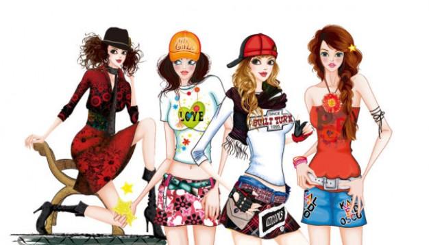 Moda Fashion 2013 Moda Fashion Ate Em Desenho
