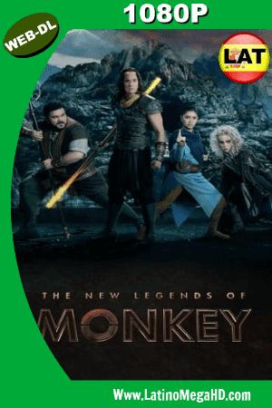 The New Legends of Monkey (TV Series) (2018) Temporada 1 Latino WEB-DL 1080P ()