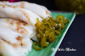 Kit Wai's kitchen : 安順豬腸粉 ~ Teluk Intan Rice Flour Rolls