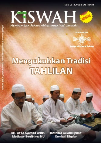 Download Buletin Kiswah Edisi 05 Jumadal Ula 1436 H