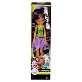 MH Budget Cheerleader Clawdeen Wolf Doll