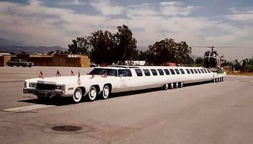 """eShowBiz: World's Longest Car """"Limousine"""