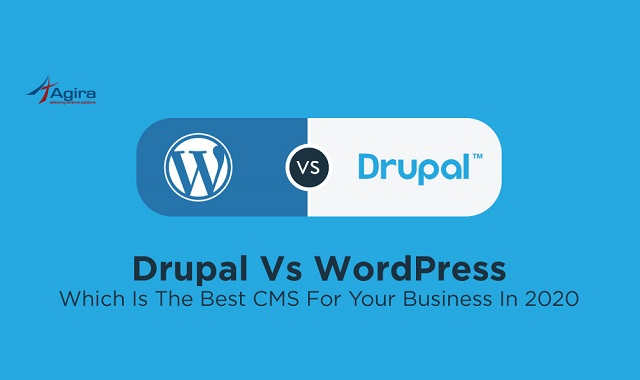 Drupal vs. WordPress: Which one to choose