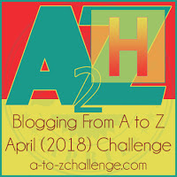 #atozchallenge letter h
