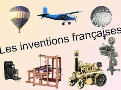 フランス人が発明した