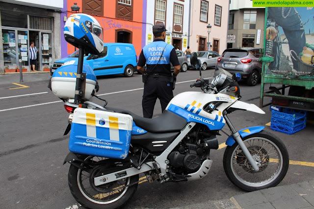 El Ayuntamiento de Santa Cruz de La Palma convoca nuevas plazas para la Policía Local