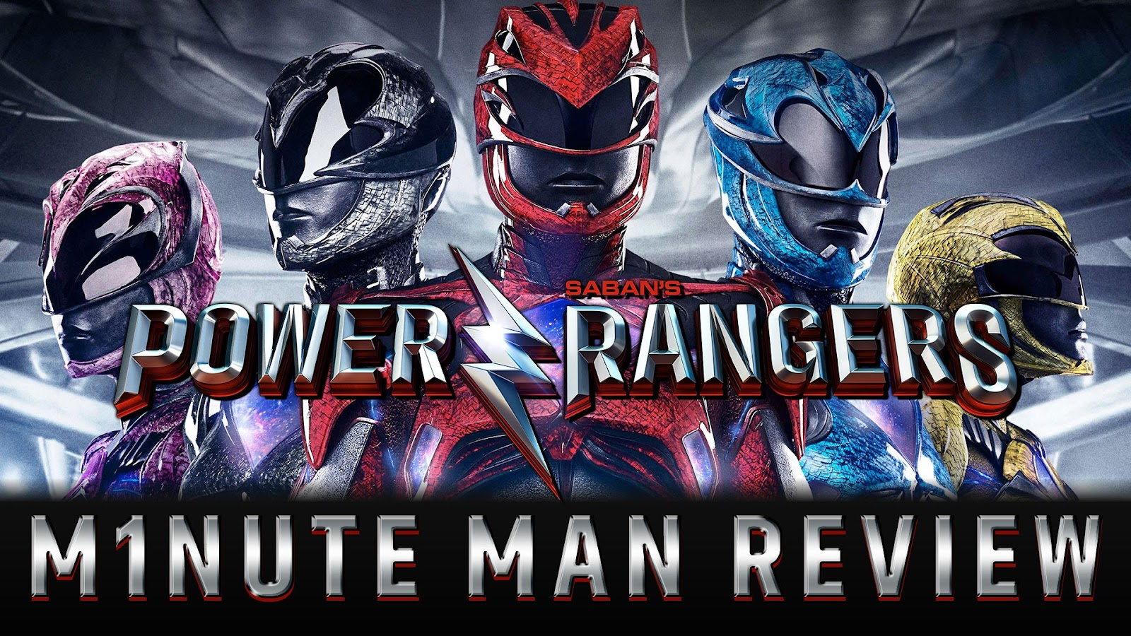 movie review Power Rangers podcast
