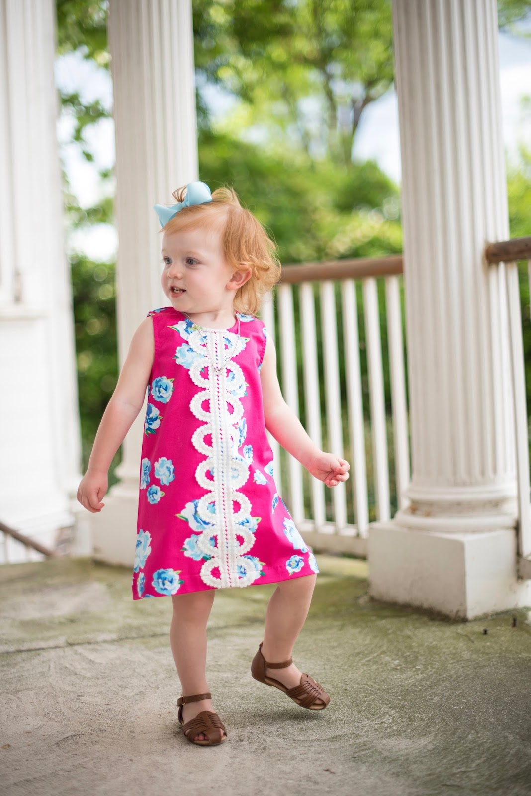 Toddler Fashion - Click through to see more on Something Delightful Blog.