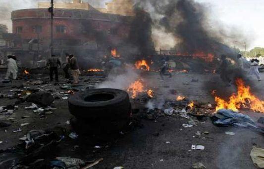Many feared dead as bomb blast hits maiduguri (details)