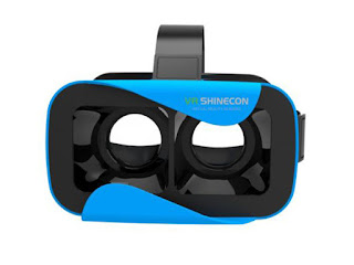 VR ShineCon G03 Virtual Reality Headset