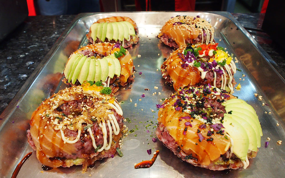 Sushi Donuts - Down Under Travel Guide: What You Can Eat and Do in Sydney