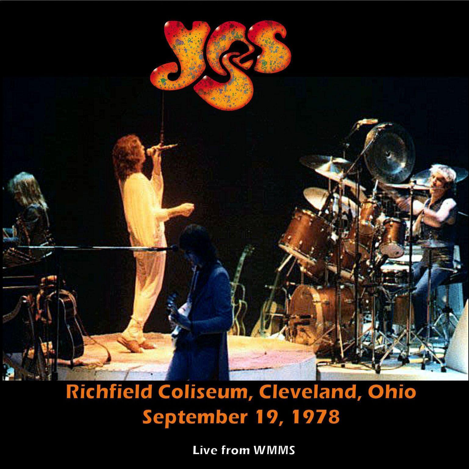 T U B E Yes 1978 09 19 Cleveland Oh Aud Flac