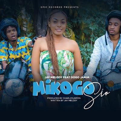 AUDIO | Jay Melody Ft. Dogo Janja - Mikogo Sio | Download/Listen Mp3