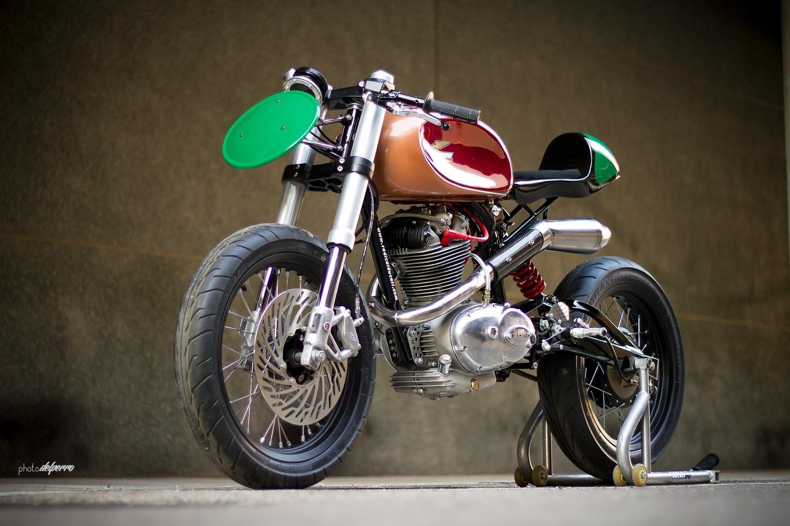 Ducati Sport Classic  Battery